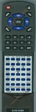 Replacement Remote for KENWOOD VR716, VR707A, RCR0824, HTB406