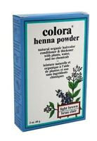 Colora Henna Powder Hair Color Light Brown, 2 oz (Pack of 2)