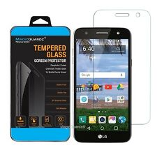 Premium Tempered Glass Screen Protector For LG X Power 2 / LG Fiesta LTE