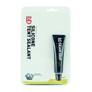 McNett Gear Aid Silicone Sealant Seam Grip +SIL /Sil-Nylon Tent & Fabric Repairs