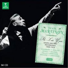 Jean Martinon: The Late Years (UK IMPORT) CD / Box Set NEW