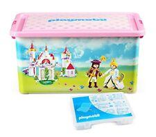 Playmobil Princesses Boîtes de Rangement en Plastique