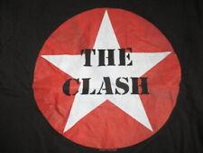2017 THE CLASH (MED) T-Shirt Mick Jones Joe Strummer Paul Simonon Topper Headon