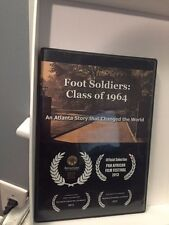 Foot Soldiers: Class of 1964 DVD Region 1 Pan African Film Festival
