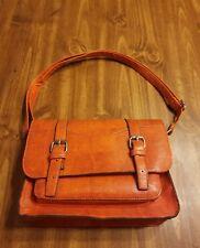 Mossimo Supply & Co. Orange Crossbody Bag Adjust for use as a shoulder purse