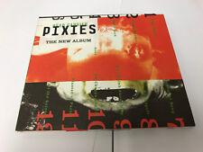 Pixies - Head Carrier 12-panel softpack W CD + Bespoke Rollfold Lyric  MINT