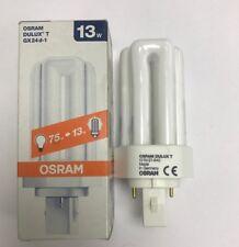 OSRAM 13 W DULUX T 840 Cool Bianco 2PIN PLT/Lynx T/Biax T CFL Bassa Energia