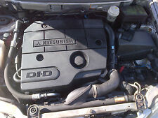 Motor Engine F9Q2 102PS Mitsubishi Space Star DG4A 1.9l DI-D Diesel