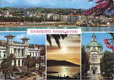 SANREMO - 4 VEDUTE - V 1969 - FG