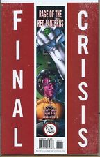 Final Crisis Rage of the Red Lanterns 2008 series # 1 A very fine comic book