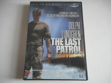 DVD - THE LAST PATROL - DOLPH LUNDGREN - ZONE 2