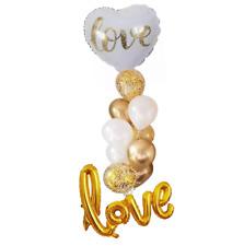 Love Balloons Engagement Party Decorations Bridal Shower Proposal Kitchen Tea