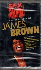 SEX MACHINE - THE VERY BEST OF JAMES BROWN - MC (NUOVA SIGILLATA)