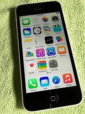 UNLOCKED iPhone 5c 8GB AT&T,T-Mobile,Consumer Cellular,MetroPCS,TracFone,Cricket