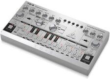 Synthesizer Behringer TD3SR Soundmodul Sequenzer Elektro Analog Baseline silber