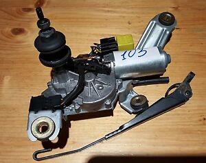 Wischermotor hinten Teilenummer:A2108207542 Mercedes S/W210 S/W202 Original