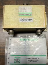 Tx Rx crossband coupler 450/900 Mhz model 80-05-02. Free Shipping