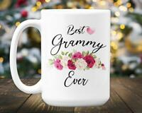 Best Grammy Ever Mug Grammy Gifts Grammy Mothers Day Gift Grammy Birthday Gifts