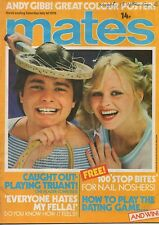 Mates Magazine 1 July 1978    Andy Gibb    The Look
