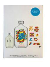 Calvin Klein CK One Summer 100ml & CK One 15ml EDT Gift Set Women Perfume