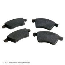 Beck/Arnley 082-1628 Front Premium Organic Brake Pads
