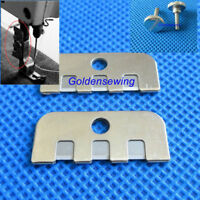 2 sets thread cutter for single needle industrial lockstitch sewing machine