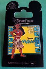 Disney Pin Authentic Moana New on Card Free Ship