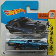 Hot Wheels 1971 Chevy El Camino Custom blaumetallic Treasure Hunt Neu/OVP HW ´71