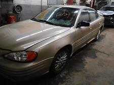 PONTIAC GRAND AM Transmission AT; 2.4L 99 00 01