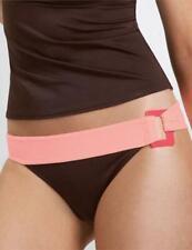 Freya Vodkatini Retro Bikini Brief Bottoms 9845 New Womens Swiwmear Cocoa