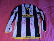 Match Worn Juventus Trezeguet 2008  Autografata/signed