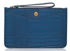 Frances da Klein Blue Braccialetto Anne Clutch Bag-Brand New