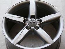 4x ORIGINAL AUDI A4 A6 A8 18 ZOLL 8K0601025D