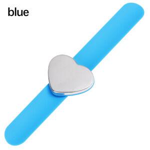 Comb Pin Cushion Holder Wristband Magnetic Wrist Sewing Pincushion Pin Holder