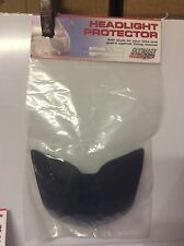 HONDA HORNET 98 02  HEADLIGHT PROTECTOR,  IN DARK GREY