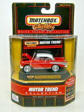 "Matchbox ""Motor Trend"" Premiere Serie: 1957 Chevrolet Bel Air"