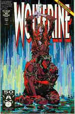 Wolverine # 43 (Marc Silvestri) (Sabretooth CAMEO) (USA, 1991)