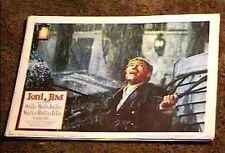 LORD JIM 1965 LOBBY CARD #6 PETER OTOOLE