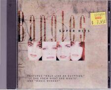 BANGLES SUPER HITS CD
