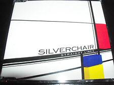 Silverchair Straight Lines Australian 4 Track CD Single – Like New