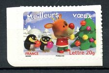 STAMP / TIMBRE FRANCE  N° 3988 ** MEILLEURS VOEUX / AUTOADHESIF