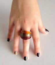 Antica Murrina Broadway--Murano Glass Ring