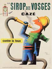 """vintage Caze petrol france art deco adert canvas 36"""""""