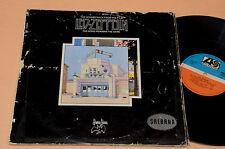 LED ZEPPELIN 2 LP THE SONG..1°ST ORIG JUGOSLAVIA 1976 GATEFOLD+BOOKLET MEGA RARE
