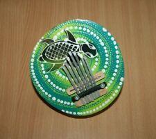 Coconut Shell Guitar Turtle Decoration