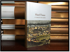 Hard Times by Charles Dickens New Illustrated Deluxe Cloth Collectible Gift