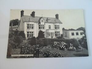 Stainsacre Hall Nr. Whitby, Photography Tindale's - Vintage Postcard  §ZD1168