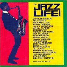 Jazz Life CD Charles Mingus Lucky Thompson Eric Dolphy Lightnin' Hopkins Candid