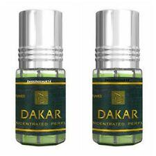 2 Dakar 3ml By Al Rehab Oriental Concentrated Perfume Oil/Attar/Ittar