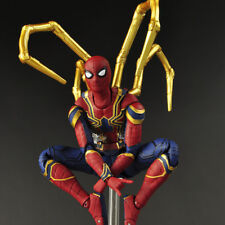 Marvel Infinity War Avengers Iron Spiderman Mit Tentakeln Actionfigur Spielzeug